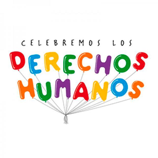 Día Internacional de los derechos Humanos.