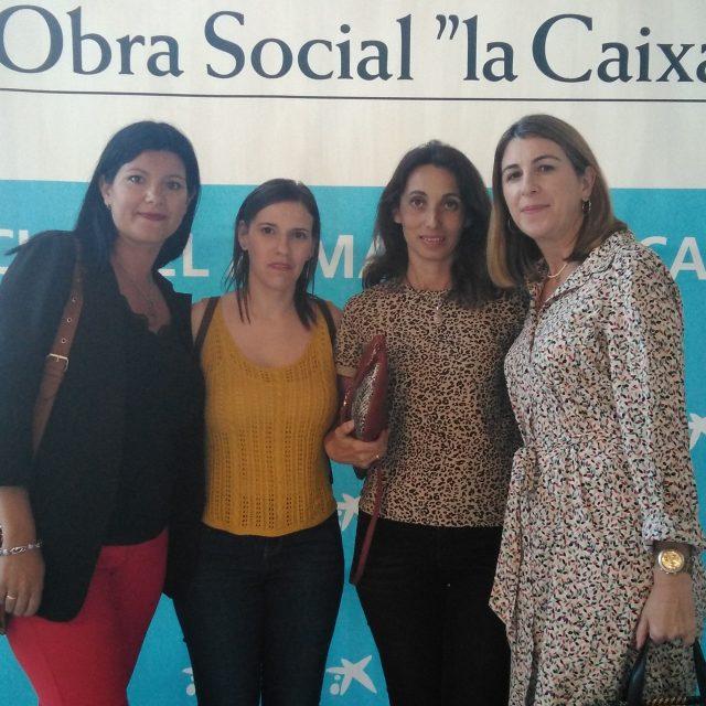 """ENCUENTRO DE LA OBRA SOCIAL """"LA CAIXA"""""""